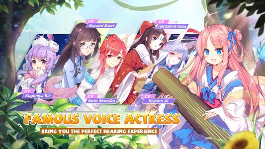 screenshot of Girls X Battle 2 version Varies with device