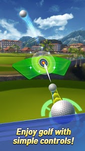 screenshot of Golf Challenge - World Tour version 2.05.00