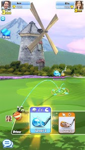 screenshot of Golf Rival version 2.17.1