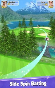 screenshot of Golf Rival version 2.13.1