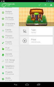 screenshot of Guide for Animal Crossing New Leaf (ACNL) version Varies with device