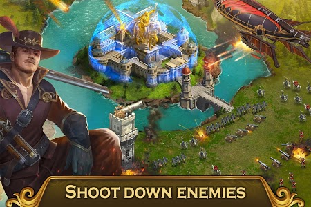 screenshot of Guns of Glory: Build an Epic Army for the Kingdom version 3.8.2