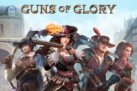 screenshot of Guns of Glory: Build an Epic Army for the Kingdom version 3.7.1