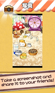 screenshot of Hamster Life version 3.7.2