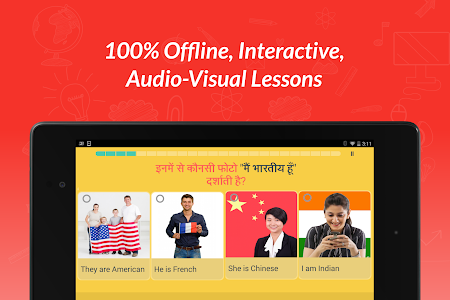 screenshot of Hello English: Learn English version 642