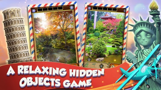 screenshot of Hidden Objects World Tour - Search and Find version 1.1.2
