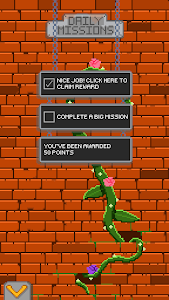 screenshot of Hold Me version 1.0