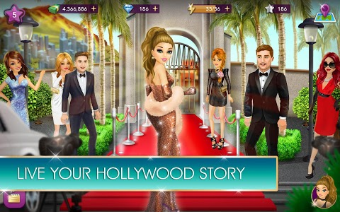 screenshot of Hollywood Story version 8.8.1