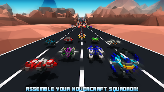 screenshot of Hovercraft: Takedown version 1.5.3