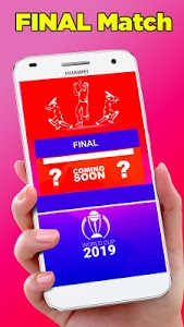 screenshot of ICC World Cup 2019 version 1.0.1