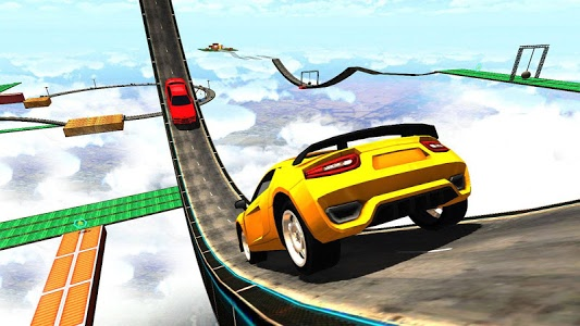 screenshot of Impossible Tracks - Ultimate Car Driving Simulator version 4.0.2