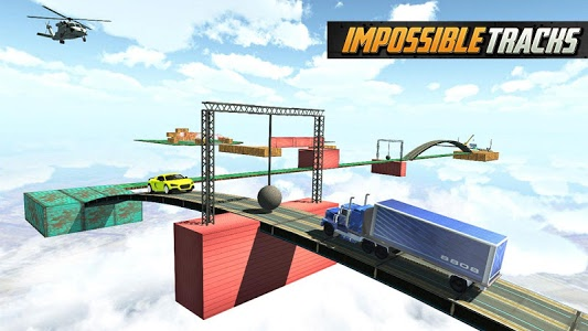 screenshot of Impossible Tracks - Ultimate Car Driving Simulator version 3.1