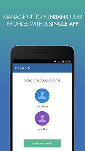 screenshot of Inbank version 3.9.3