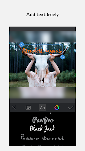 screenshot of InFrame - Photo Editor & Pic Frame version 1.5.9
