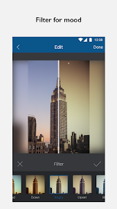 screenshot of InFrame - Photo Editor & Pic Frame version 1.5.17