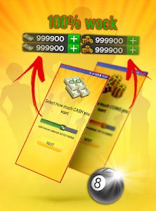 screenshot of Instant ball Pool Rewards -Daily Free Coins & cash version 2