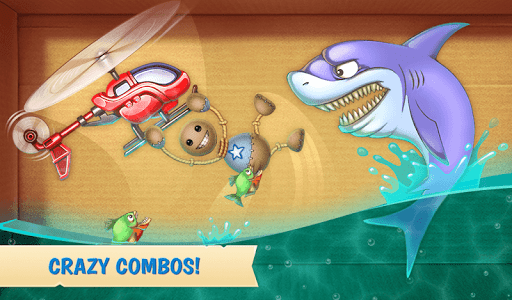 screenshot of Kick the Buddy version Varies with device