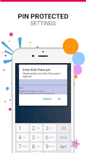 screenshot of Kids Safe Video Player - Video Parental Controls version Varies with device