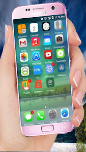 screenshot of LAUNCHER FOR IPHONE IOS 10 version 1.0.1