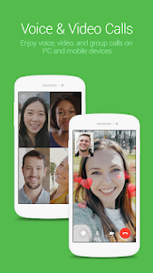screenshot of LINE: Free Calls & Messages version 9.4.5