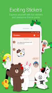 screenshot of LINE: Free Calls & Messages version 7.5.2