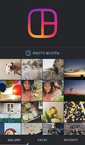 screenshot of Layout from Instagram: Collage version 1.3.11
