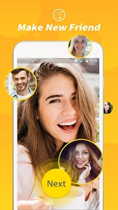 screenshot of Live Chat - Meet new people via free video chat version 03.01.13