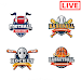 Download Live Stream Sports: NFL NCAAF NBA MLB NHL and more 1.0 APK