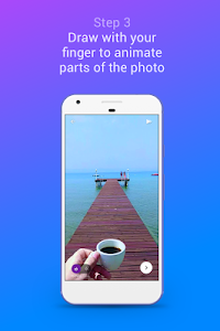 screenshot of Loopsie - Motion Video Effects & Living Photos version 2.4.8