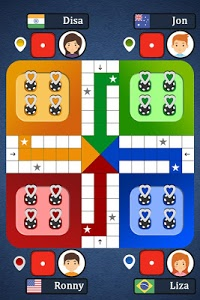 screenshot of Ludo : The Dice Game version 5.2