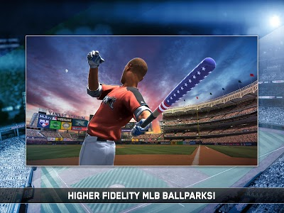 screenshot of MLB Home Run Derby 19 version 7.1.5