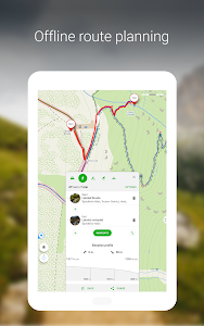 screenshot of Mapy.cz - Cycling & Hiking offline maps version 6.24.2