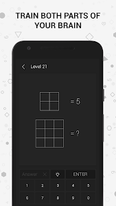 screenshot of Math | Riddles and Puzzles Math Game version 1.05