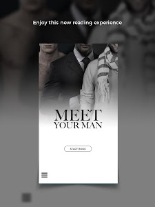 screenshot of MEET YOUR MAN Romance book interactive love story version 5.0.0