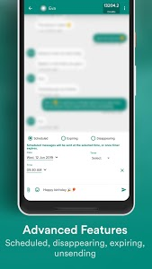 screenshot of Mei: SMS Messages + AI version 3.2.1-Prod