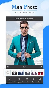 screenshot of Men Suit Photo Editor 2019 : Smarty Man version 1.4