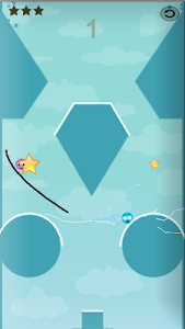 screenshot of Merge Ball - Draw Line Games version 1.2