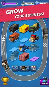 screenshot of Merge Truck version 1.0.49