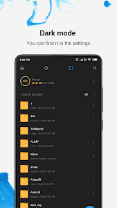 screenshot of File Manager : free and easily version V1-190628