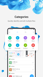 screenshot of File Manager : free and easily version V1-190419