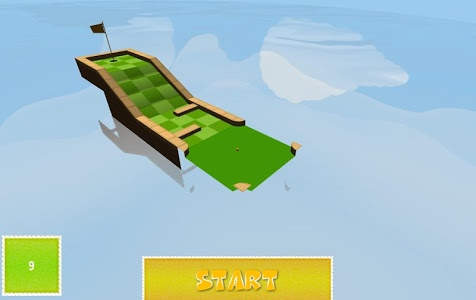 screenshot of Mini Golf Summer version 8.0.2