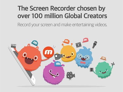 screenshot of Mobizen Screen Recorder - Record, Capture, Edit version 3.7.3.11