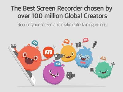 screenshot of Mobizen Screen Recorder - Record, Capture, Edit version 3.6.4.14