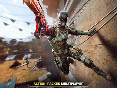 screenshot of Modern Combat Versus: New Online Multiplayer FPS version 1.13.4