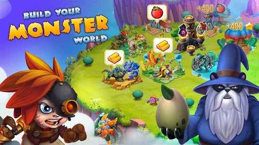 screenshot of Monster Legends version 7.8