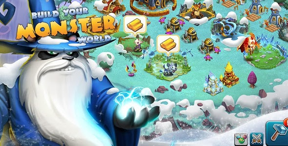 screenshot of Monster Legends version 4.5.1