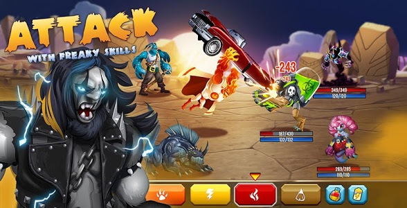 screenshot of Monster Legends version 3.7.1