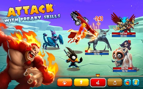 screenshot of Monster Legends version 8.1.10