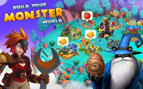 screenshot of Monster Legends - RPG version 6.5