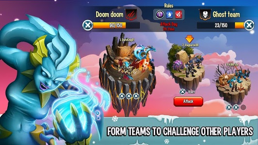 screenshot of Monster Legends version 3.3.2